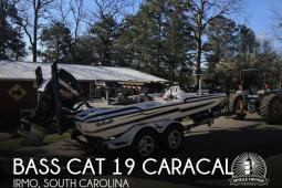 2018 Bass Cat 19 Caracal
