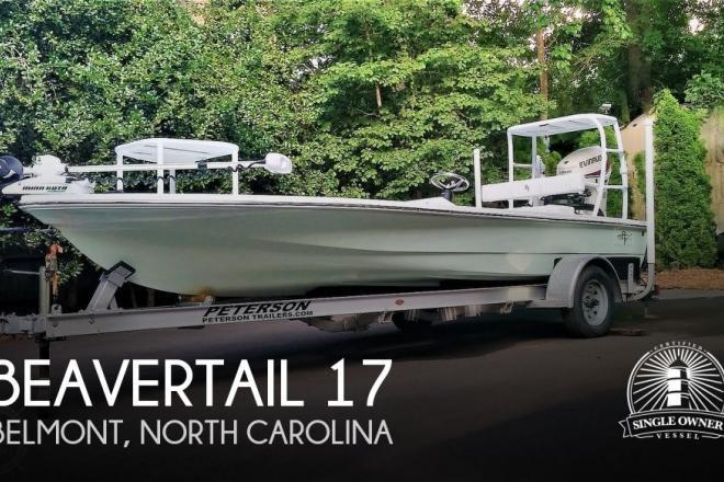 "2015 Beavertail Skiffs STRIKE 17' 6"" - For Sale at Belmont, NC 28012 - ID 167925"