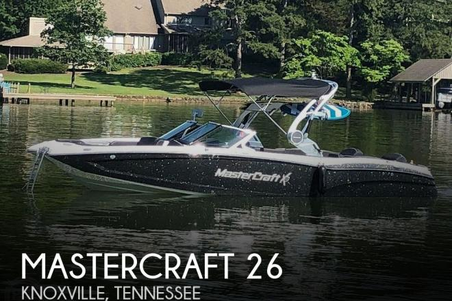 2018 Mastercraft X46 - For Sale at Knoxville, TN 37922 - ID 170102