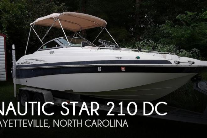 2006 Nautic Star 210 DC - For Sale at Fayetteville, NC 28311 - ID 168974