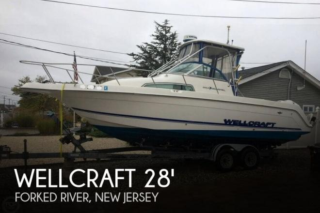 1997 Wellcraft 264 Coastal - For Sale at Forked River, NJ 8731 - ID 143015