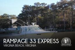2005 Rampage 33 Express