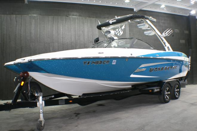 2014 Malibu Malibu MXZ Wakesetter - For Sale at Mc Queeney, TX 78123 - ID 170604