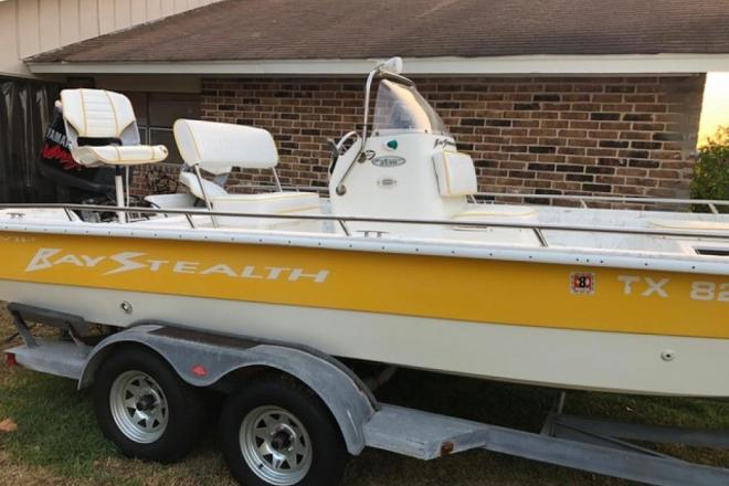 2004 Bay Stealth 2180 - For Sale at New Braunfels, TX 78130 - ID 170633