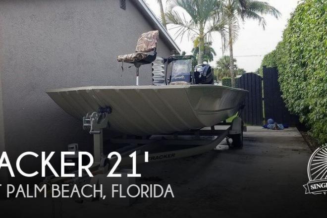 2016 Tracker Grizzly 2072 MVX CC - For Sale at West Palm Beach, FL 33401 - ID 169069