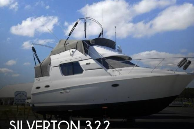 1998 Silverton 322 - For Sale at Forked River, NJ 8731 - ID 142678