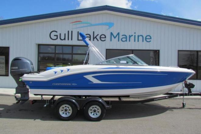 2018 Chaparral 21 H2O Sport OB - For Sale at Coopersville, MI 49404 - ID 157968