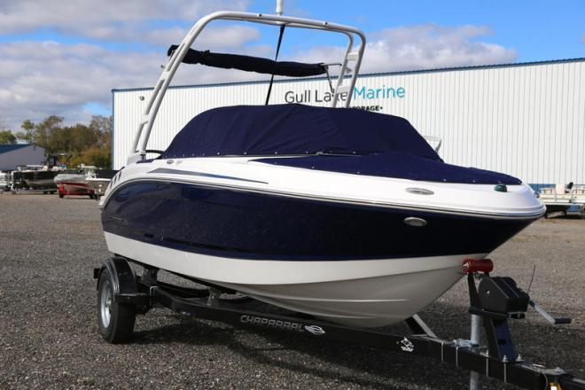 2019 Chaparral 19 H2O Sport - For Sale at Richland, MI 49083 - ID 158049