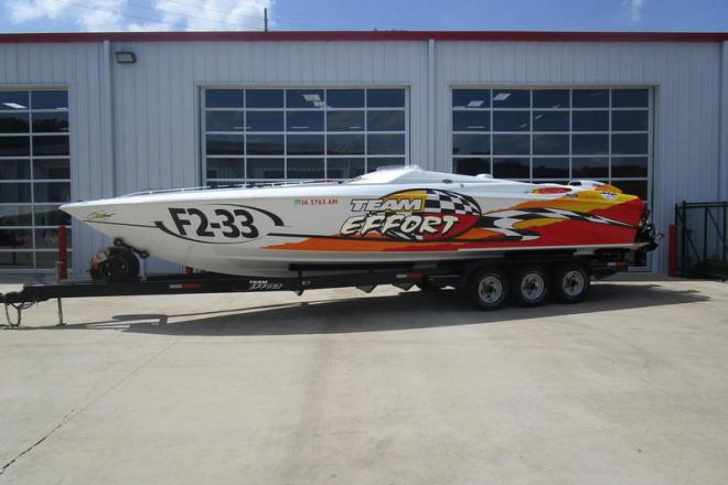 1998 Baja 33 Outlaw - For Sale at Osage Beach, MO 65065 - ID 171050