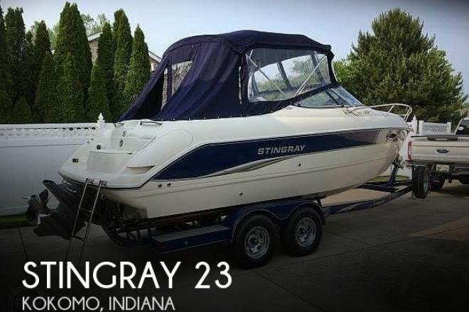 2004 Stingray 240CR - For Sale at Kokomo, IN 46902 - ID 171068