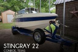 2007 Stingray 230 SX