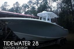 2019 Tidewater 28