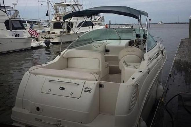 2003 Sea Ray 240 Sundancer - For Sale at Rock Hall, MD 21661 - ID 171083