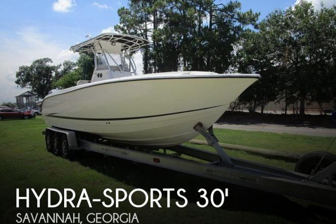 2000 Hydra Sports 3000 CC Vector - For Sale at Savannah, GA 31410 - ID 171084
