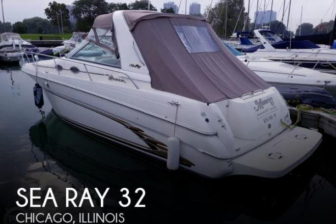 1997 Sea Ray 290 Sundancer - For Sale at Chicago, IL 60608 - ID 171091