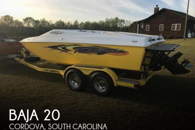 2008 Baja 20 Outlaw - For Sale at Cordova, SC 29039 - ID 169467