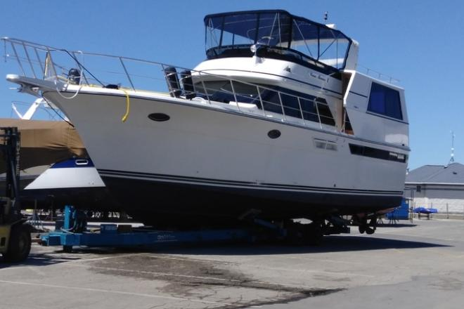 1990 Carver Californian - For Sale at Spring Lake, MI 49456 - ID 171119