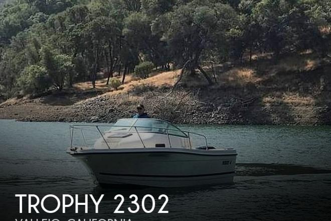 2001 Trophy 2302 - For Sale at Vallejo, CA 94589 - ID 168885