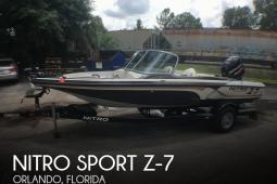 2015 Nitro Sport Z-7