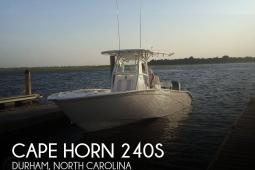 2016 Cape Horn 24os