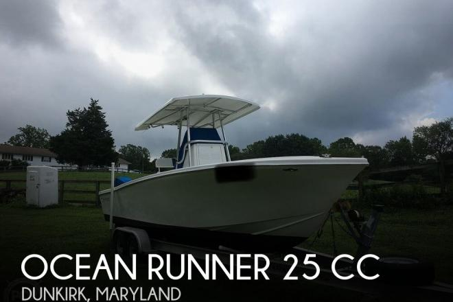 2004 Ocean Runner 25 CC - For Sale at Dunkirk, MD 20754 - ID 170597