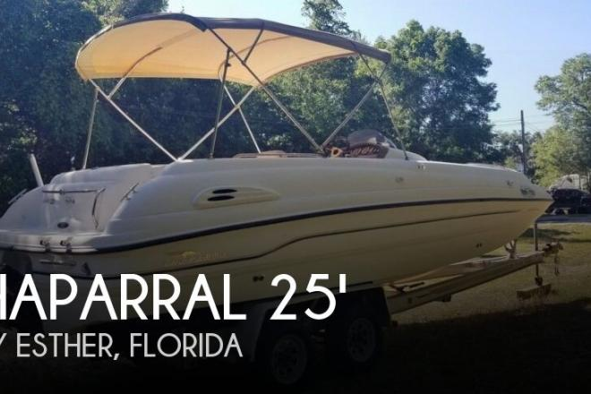 1999 Chaparral 252 Sunesta - For Sale at Mary Esther, FL 32569 - ID 166029