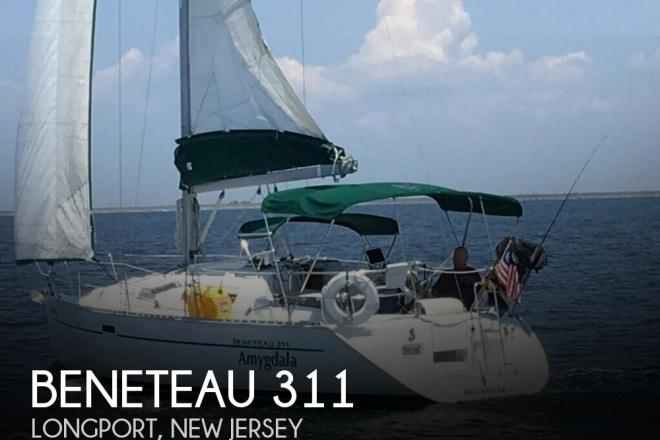 2001 Beneteau 311 - For Sale at Longport, NJ 8403 - ID 155403