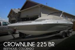 2003 Crownline 225 BR