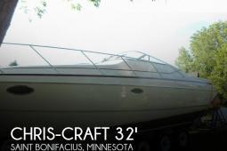 1992 Chris Craft Crowne 322