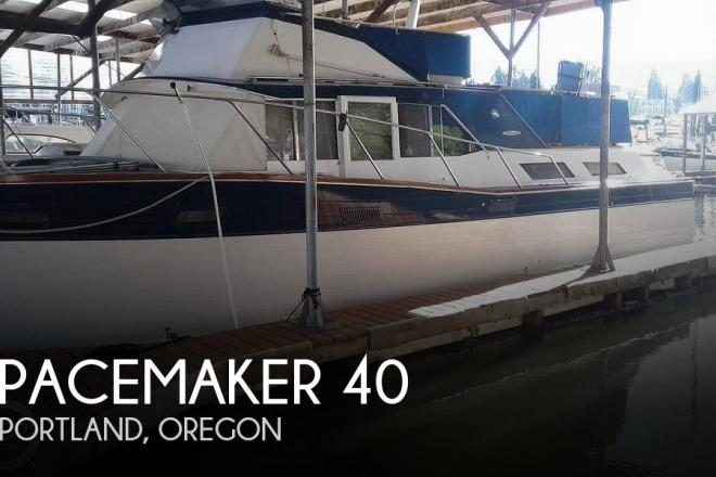 1968 Pacemaker 40 - For Sale at Portland, OR 97217 - ID 171748