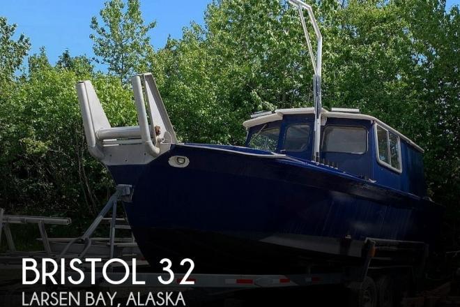1978 Modutech Bristol Bay 32 Bowpicker - For Sale at Larsen Bay, AK 99624 - ID 171758