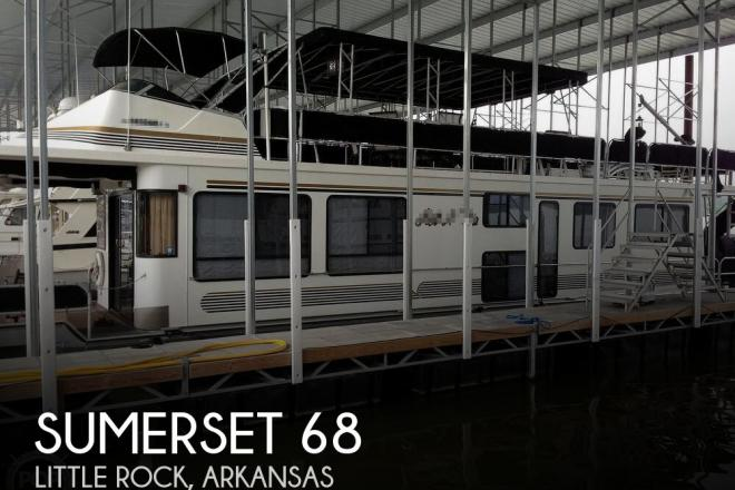 1995 Sumerset Houseboats 14 x 68 - For Sale at Little Rock, AR 72205 - ID 170591