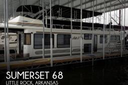 1995 Sumerset Houseboats 14 x 68