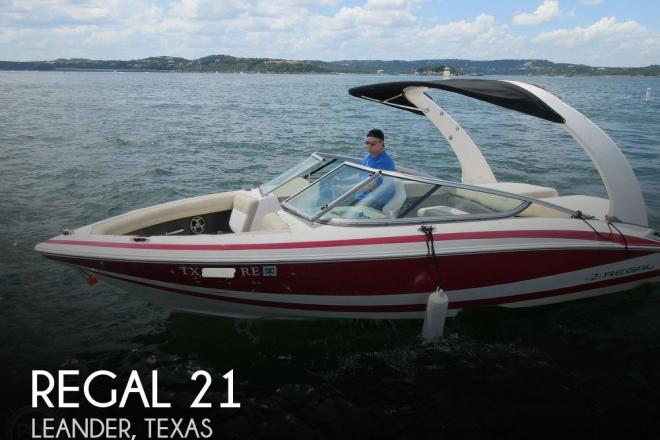 2012 Regal 2100 Bowrider - For Sale at Leander, TX 78641 - ID 170682