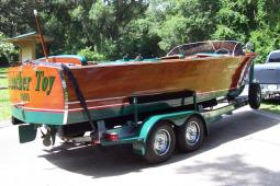 1950 Chris Craft Sportsman