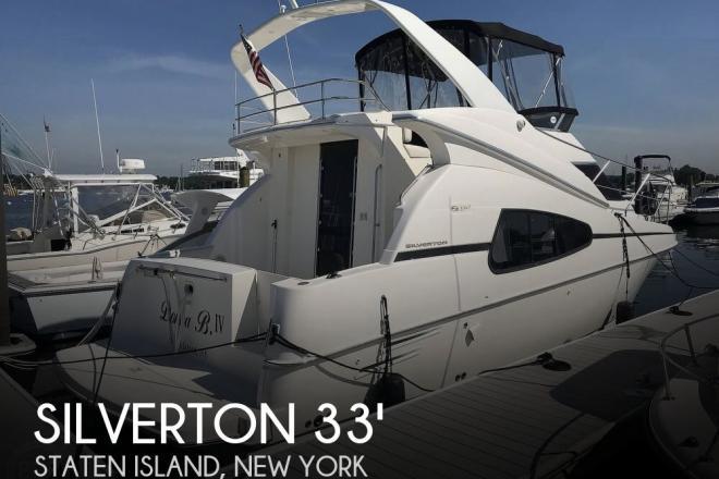 2002 Silverton 330 Sport Bridge - For Sale at Staten Island, NY 10306 - ID 170078