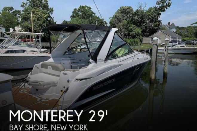 2018 Monterey 295 Sport Yacht SY - For Sale at Bay Shore, NY 11706 - ID 170588
