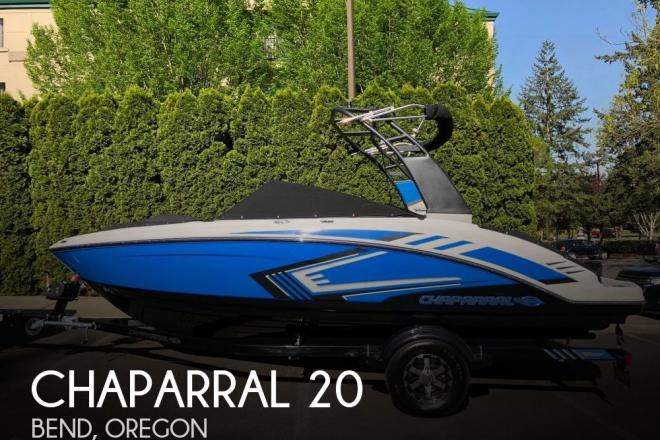 2018 Chaparral 203 Vortex VRX - For Sale at Bend, OR 97701 - ID 171851