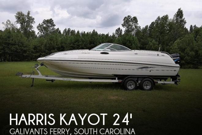 2000 Kayot 240 Super Dek - For Sale at Galivants Ferry, SC 29544 - ID 168448