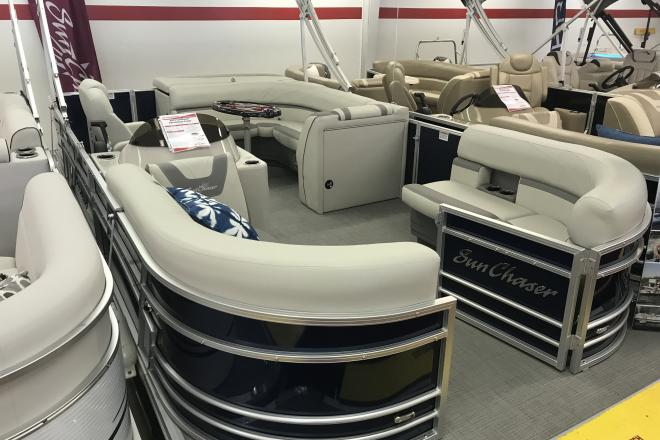 2019 Sunchaser Geneva 20 CRS - For Sale at Brighton, MI 48114 - ID 154749