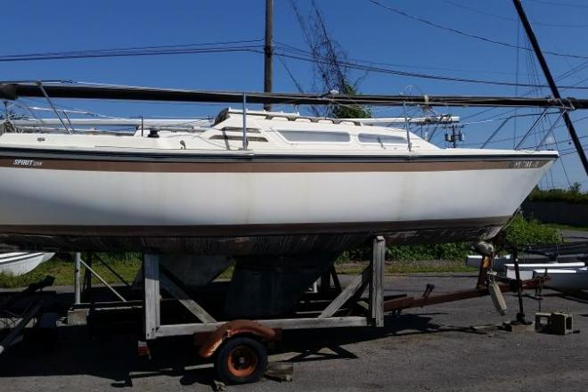 1978 Spirit 23 - For Sale at Central Square, NY 13036 - ID 171935