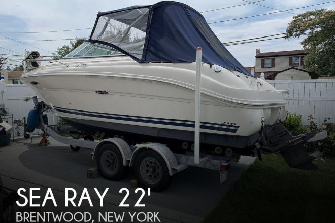 2005 Sea Ray 215 Weekender - For Sale at Brentwood, NY 11717 - ID 171060