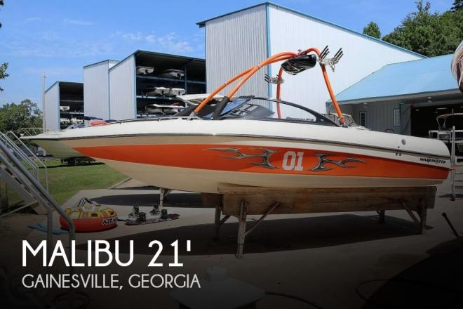 2004 Malibu Wakesetter 21 VLX - For Sale at Gainesville, GA 30506 - ID 171067