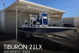 2017 Tiburon 21LX