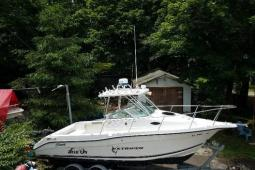 2002 Seaswirl 2601 Striper