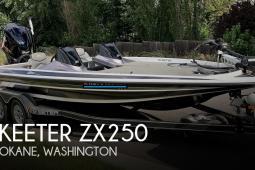 2017 Skeeter ZX250