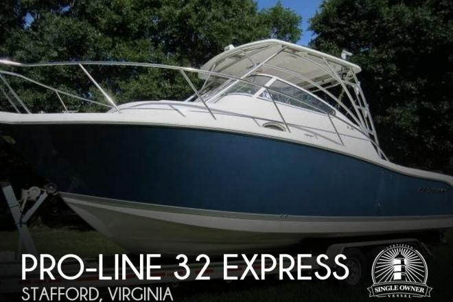 2008 Pro Line 32 Express - For Sale at Stafford, VA 22554 - ID 73925