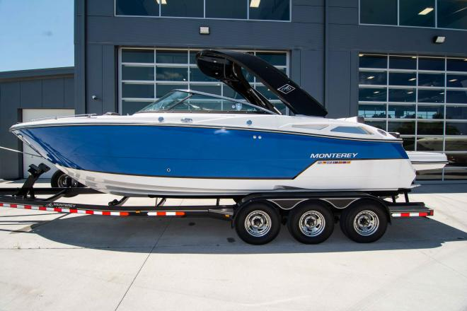 2019 Monterey 278 SS - For Sale at Lake Ozark, MO 65049 - ID 162663