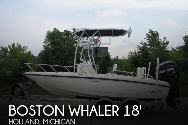 2012 Boston Whaler 180 Dauntless - For Sale at Holland, MI 49422 - ID 172140