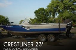 2018 Crestliner Authority 2250